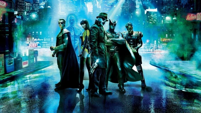Watchmen Cinematographe