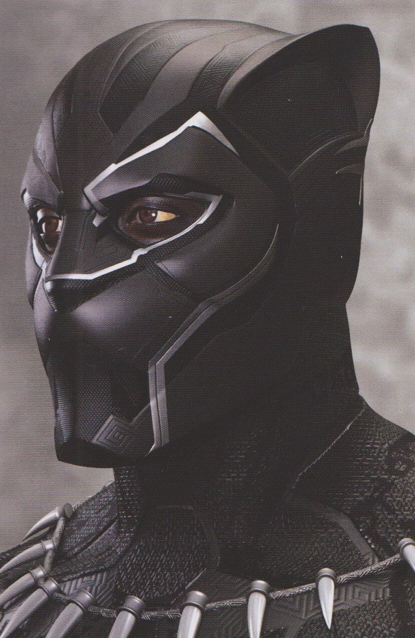 Black Panther: ulteriori concept art sul costume alternativo di T'Challa