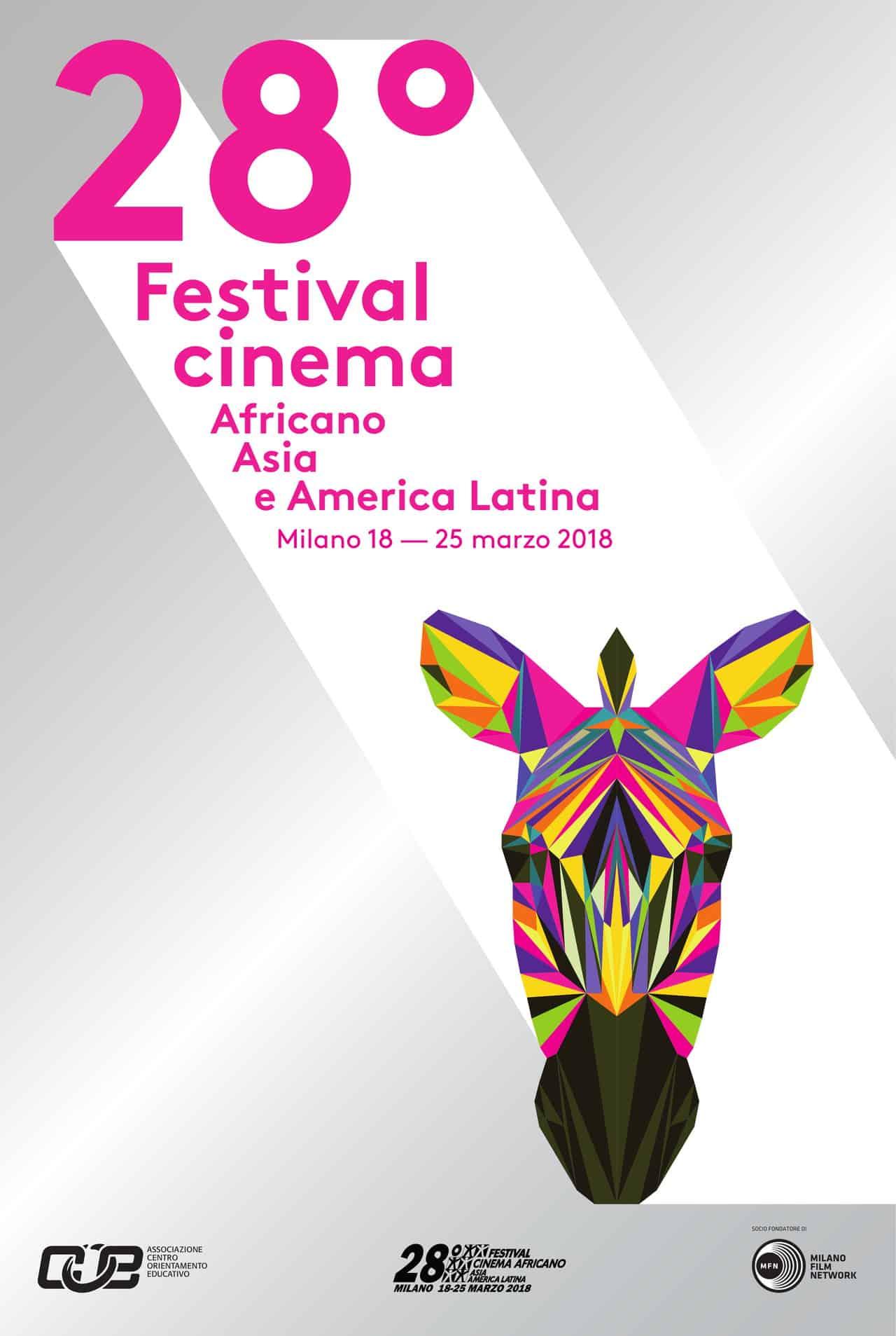 28° Festival del Cinema Africano: il programma e il poster dell'evento