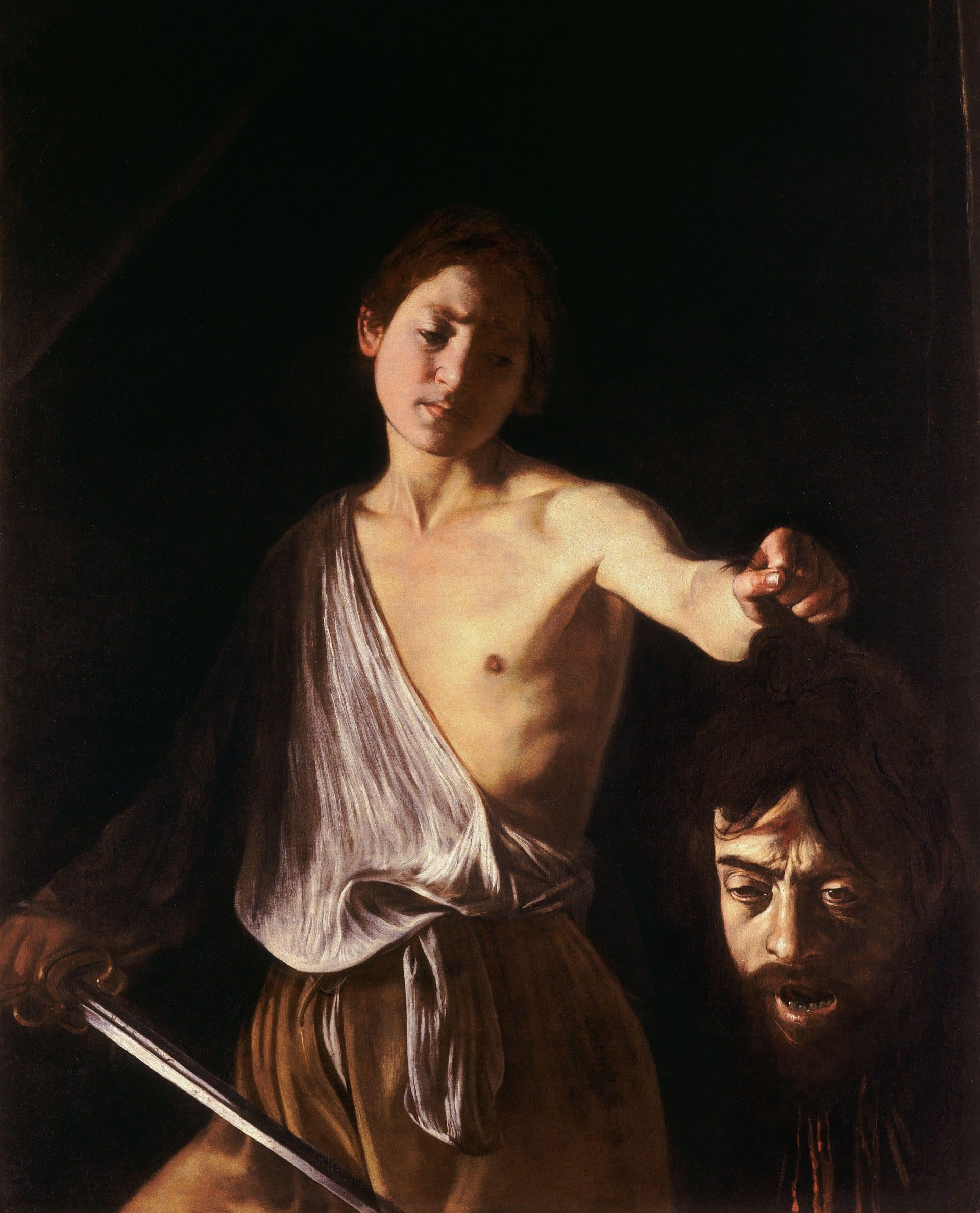 Caravaggio - L'anima e il sangue Cinematographe
