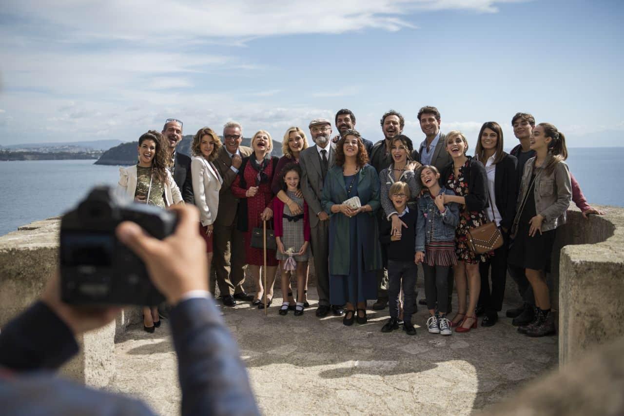 A casa tutti bene l 39 isola d 39 ischia e le location del film for Aragonese cuisine