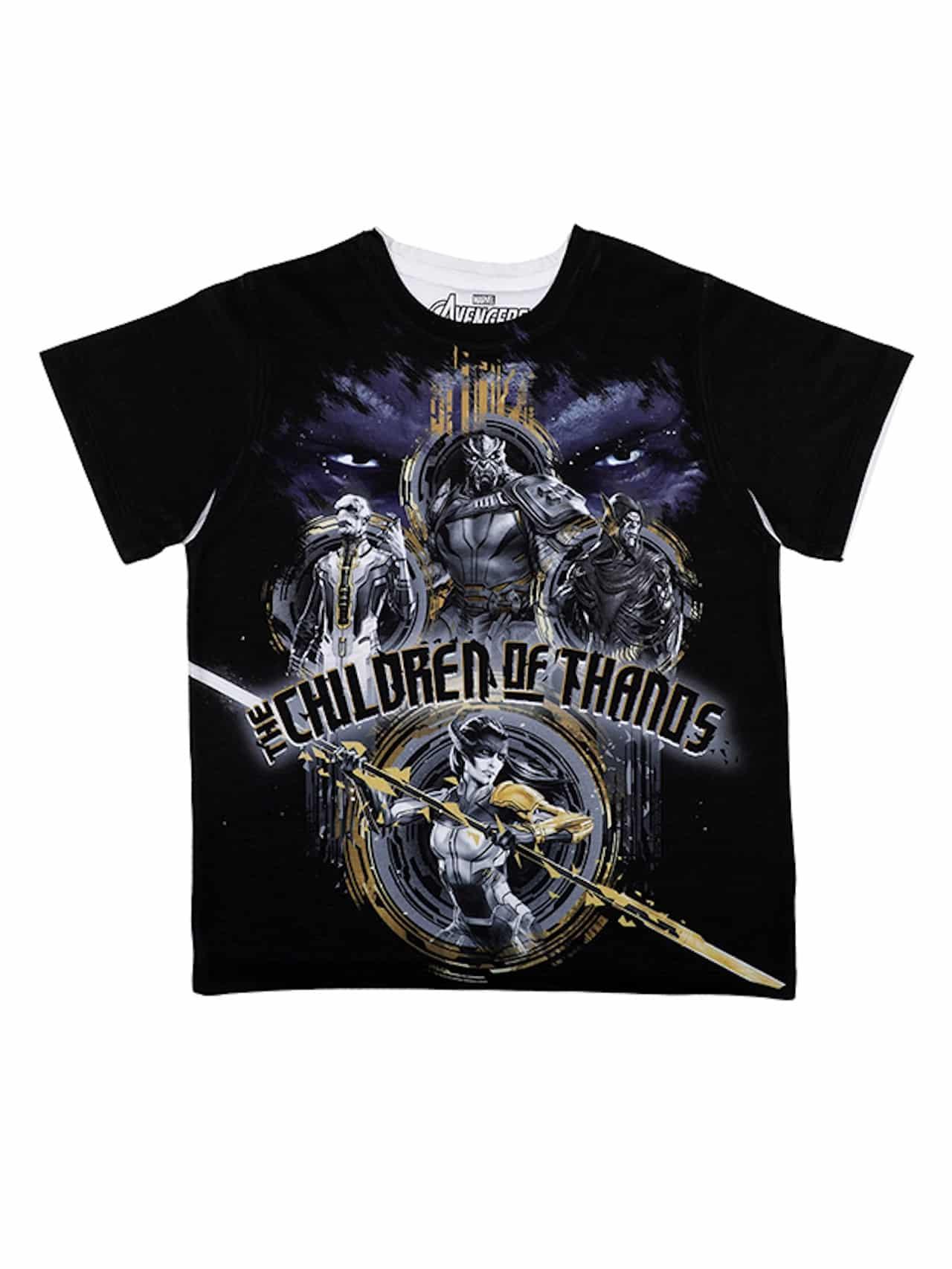 Maglietta AvengersInfinity Una Un Su Nuovo Sguardo War All g6fYyb7