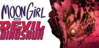 Moon Girl and Devil Dinosaur Cinematographe
