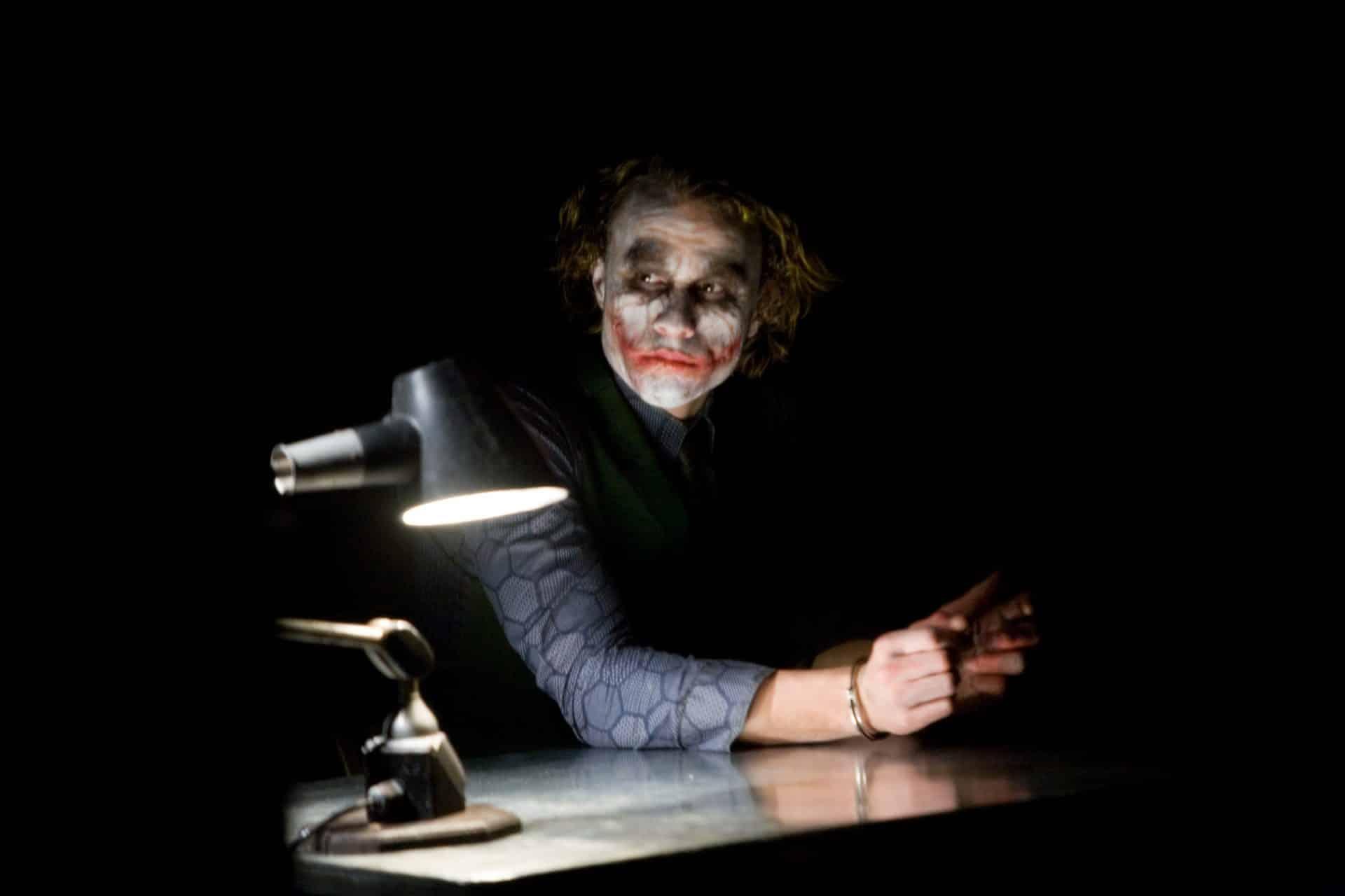 Heath Ledger aveva intenzione di tornare nel ruolo del Joker