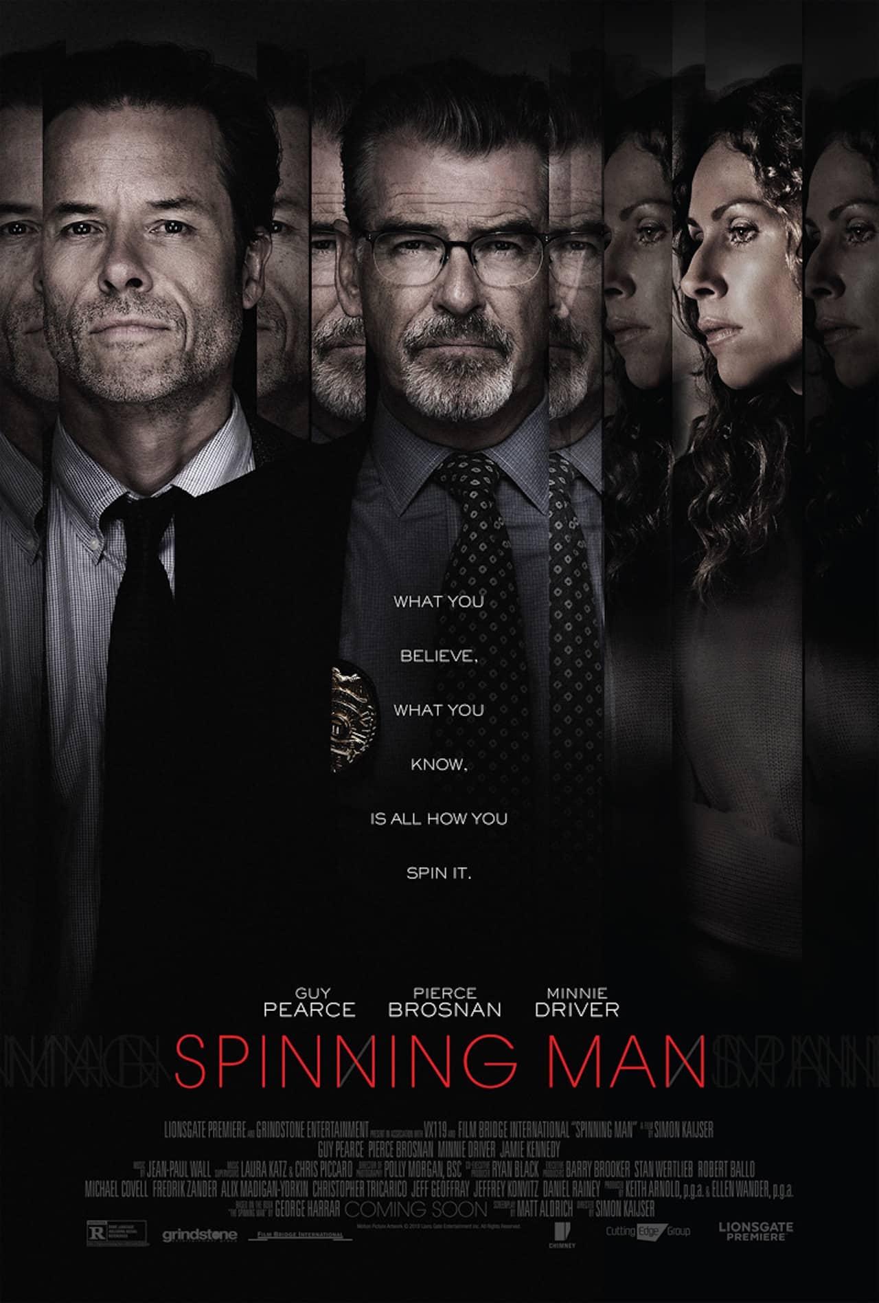 Spinning Man Cinematographe