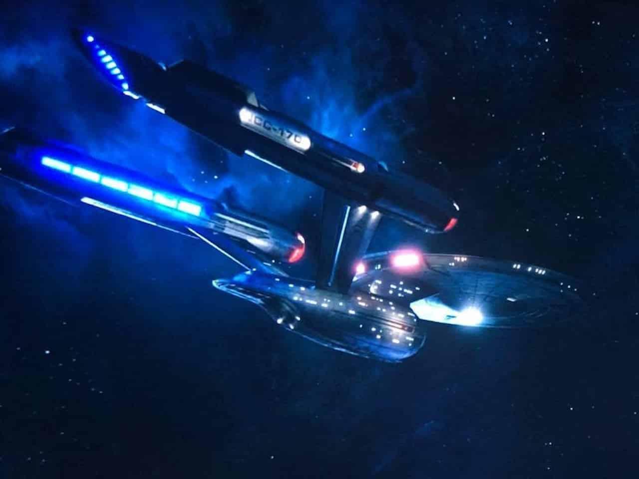 Star Trek Enterprise Cinematographe