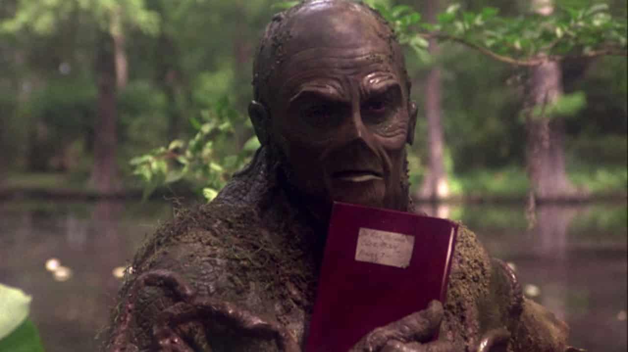 Swamp Thing Cinematographe
