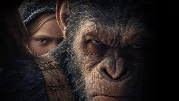 Stasera in tv The War – Il pianeta delle scimmie cinematographe