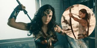Wonder Woman Gal Gadot Cinematographe