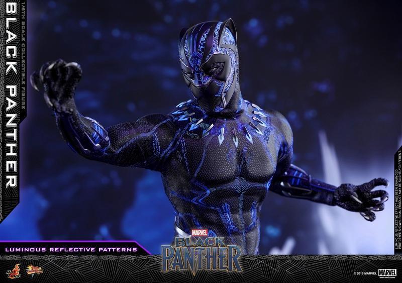 black panther, cinematographe