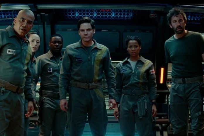 The Cloverfield Paradox Cinematographe