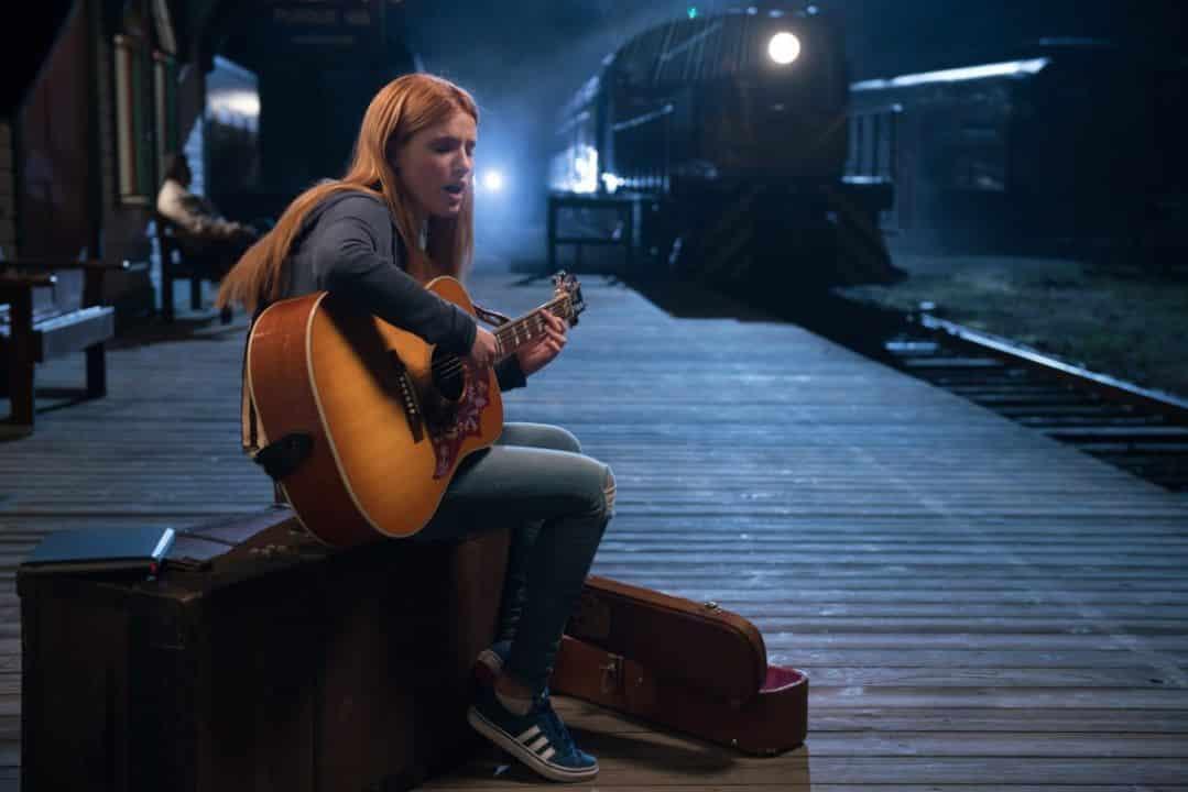 Il sole a mezzanotte, Bella Thorne, Cinematographe