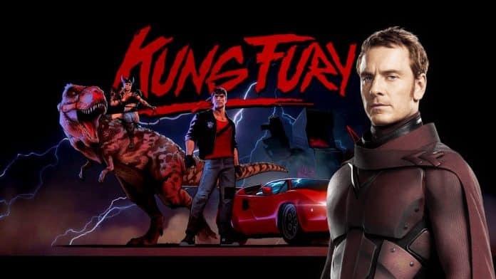 kung fury, cinematographe