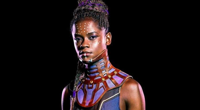 letitia wright, black panther, cinematographe.it
