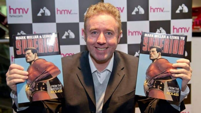 mark millar, cinematographe