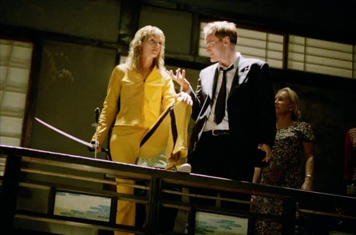 Kill Bill Quentin Tarantino Cinematographe