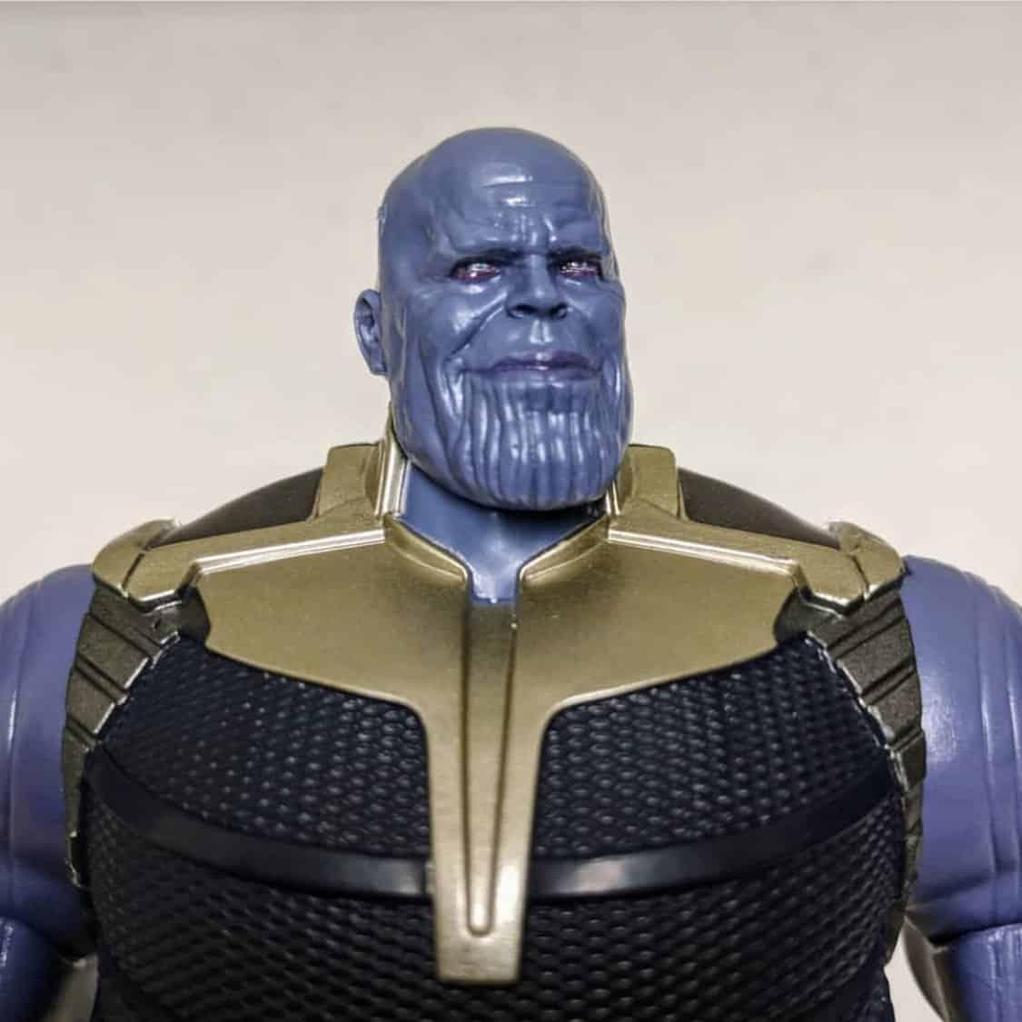 thanos, avengers: infinity war, cinematographe