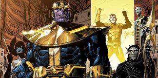 Avengers: Infinity War Ordine Nero Cinematographe