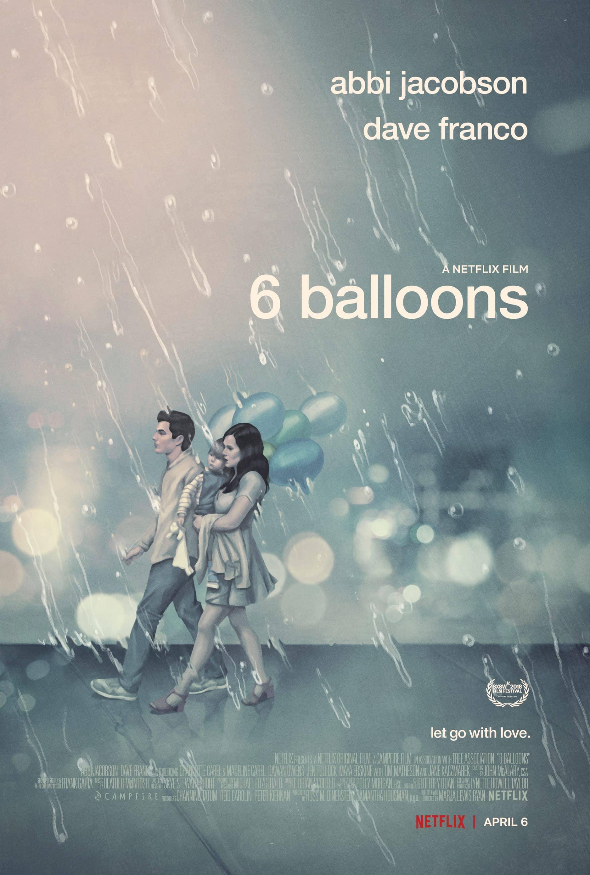 6 Balloons Cinematographe