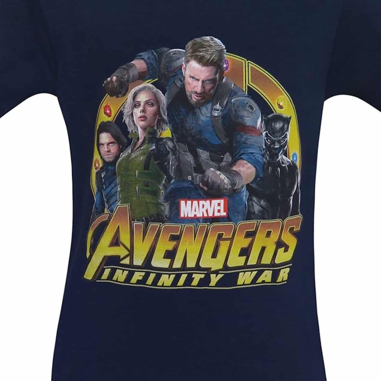 Avengers: Infinity War Cinematographe