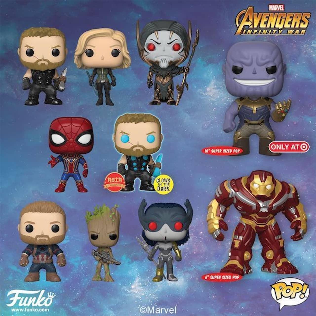 Avengers Infinity War Ecco Il Funko Pop Con Iron Spider