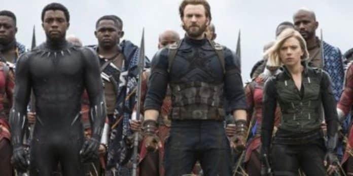 Avengers: Infinity War Wakanda Cinematographe