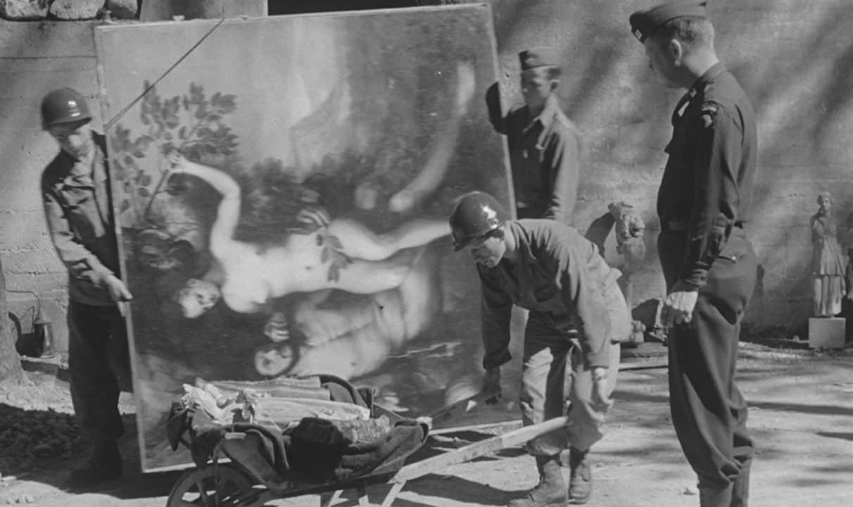 Hitler contro Picasso Cinematographe