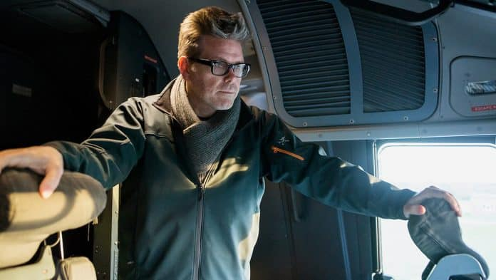 Christopher McQuarrie Green Lantern Corps Cinematographe