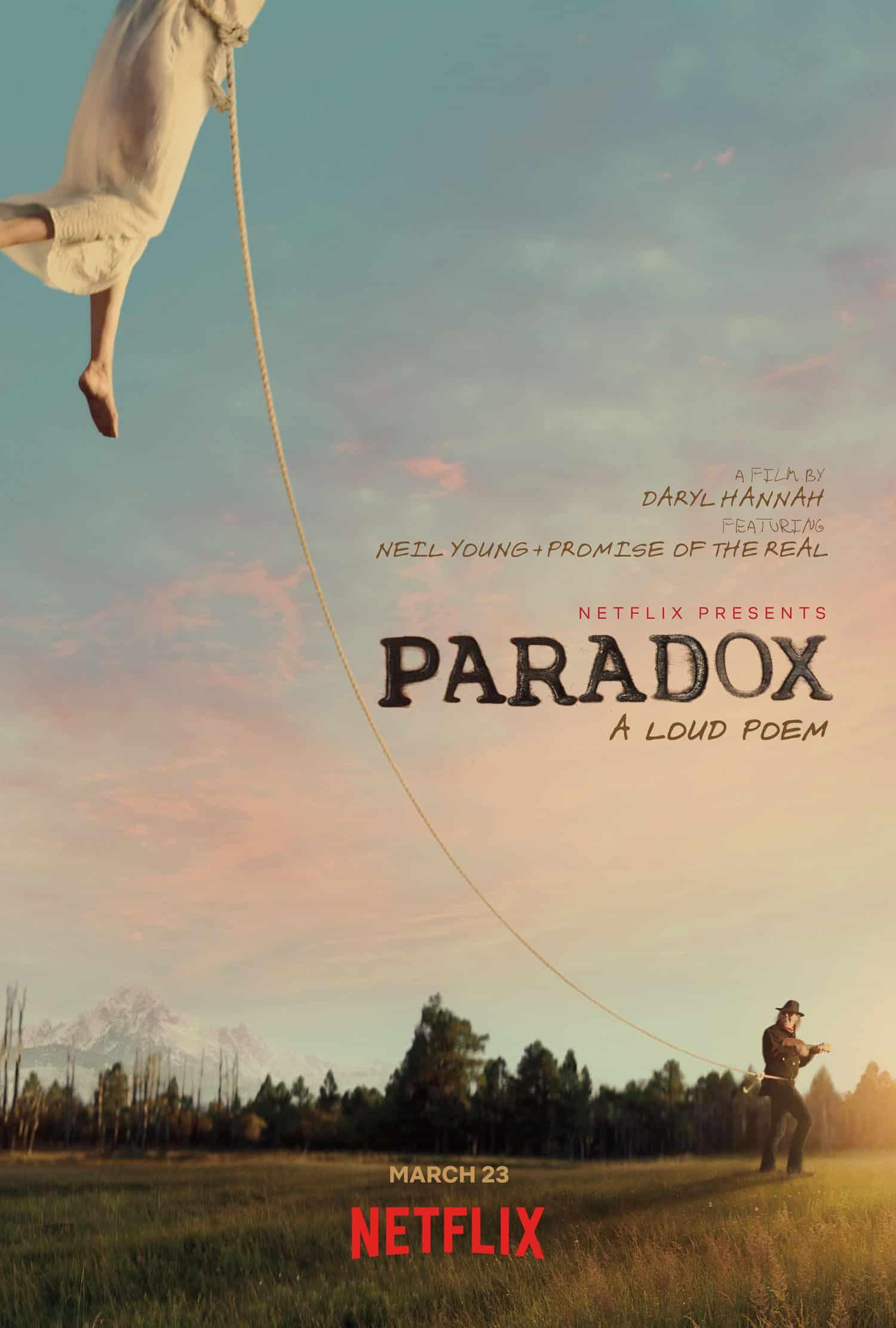 PARADOX Netflix Cinematographe