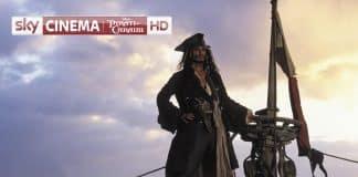 Pirati dei Caraibi canale Sky, Cinematographe.it