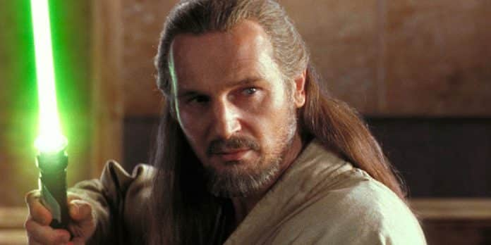 Star Wars Liam Neeson Cinematographe