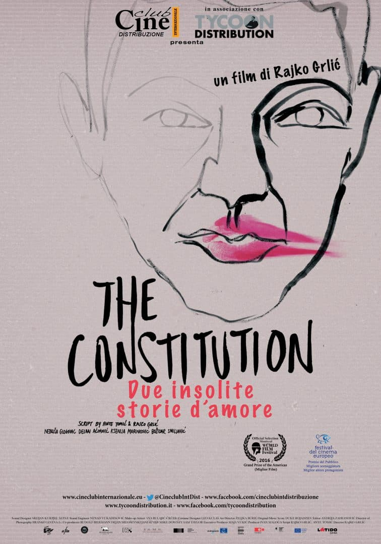 The Constitution, poster, Cinematographe