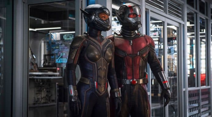 ant-man and the wasp cinematographe