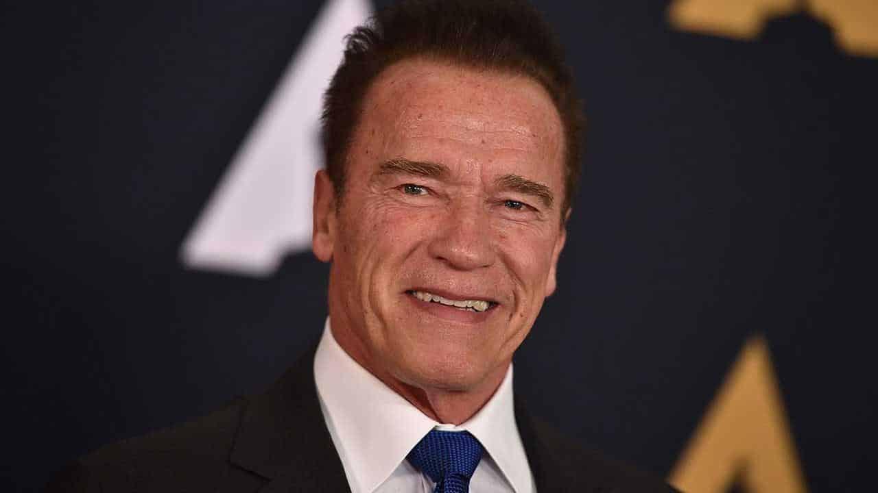 Arnold Schwarzenegger, Stan Lee's Superhero Kindergarten, cinematographe