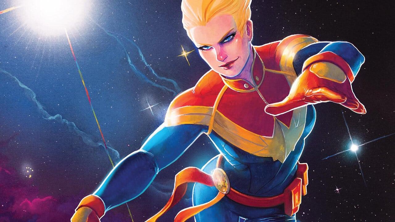 Capitan Marvel: Samuel L. Jackson pubblica una foto dietro le quinte