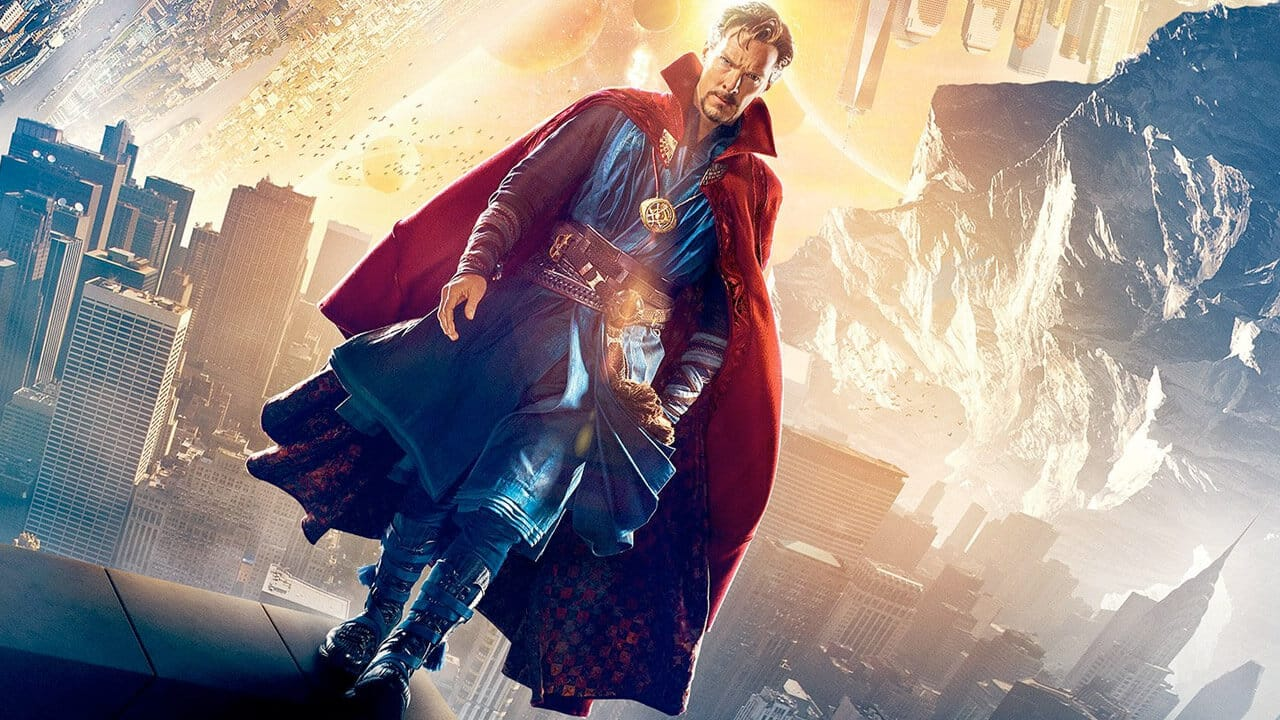 doctor strange 2, cinematographe