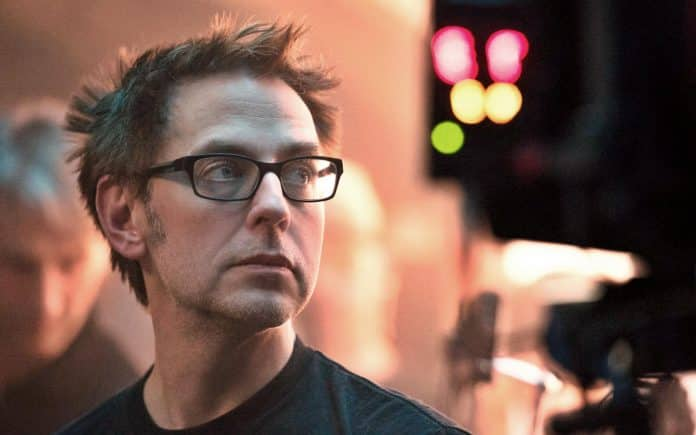 Star Wars James Gunn Cinematographe