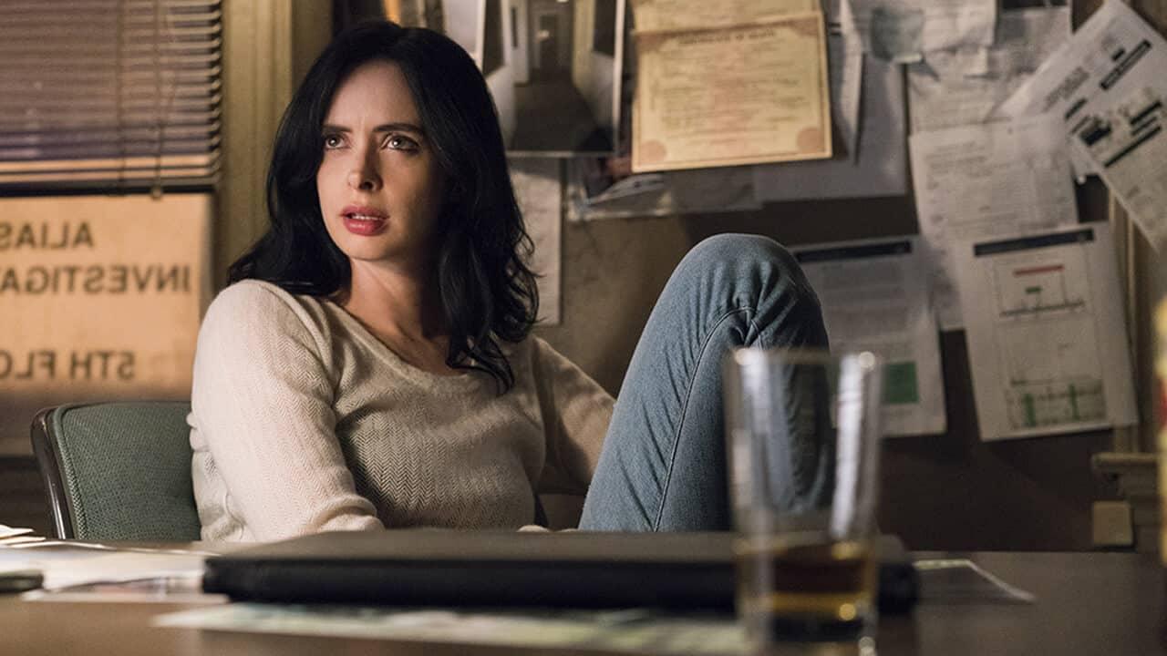 La supereroina Jessica Jones approda su Netflix con la seconda stagione
