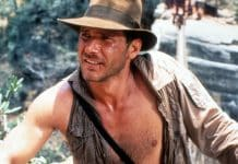 Indiana Jones, Cinematographe