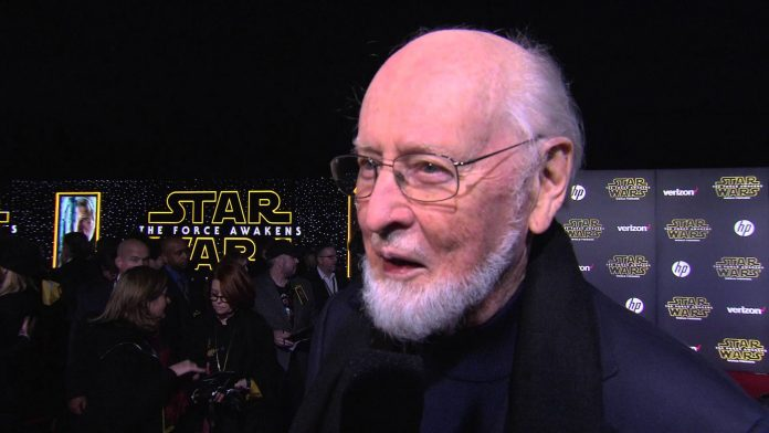 John Williams Star Wars Cinematographe