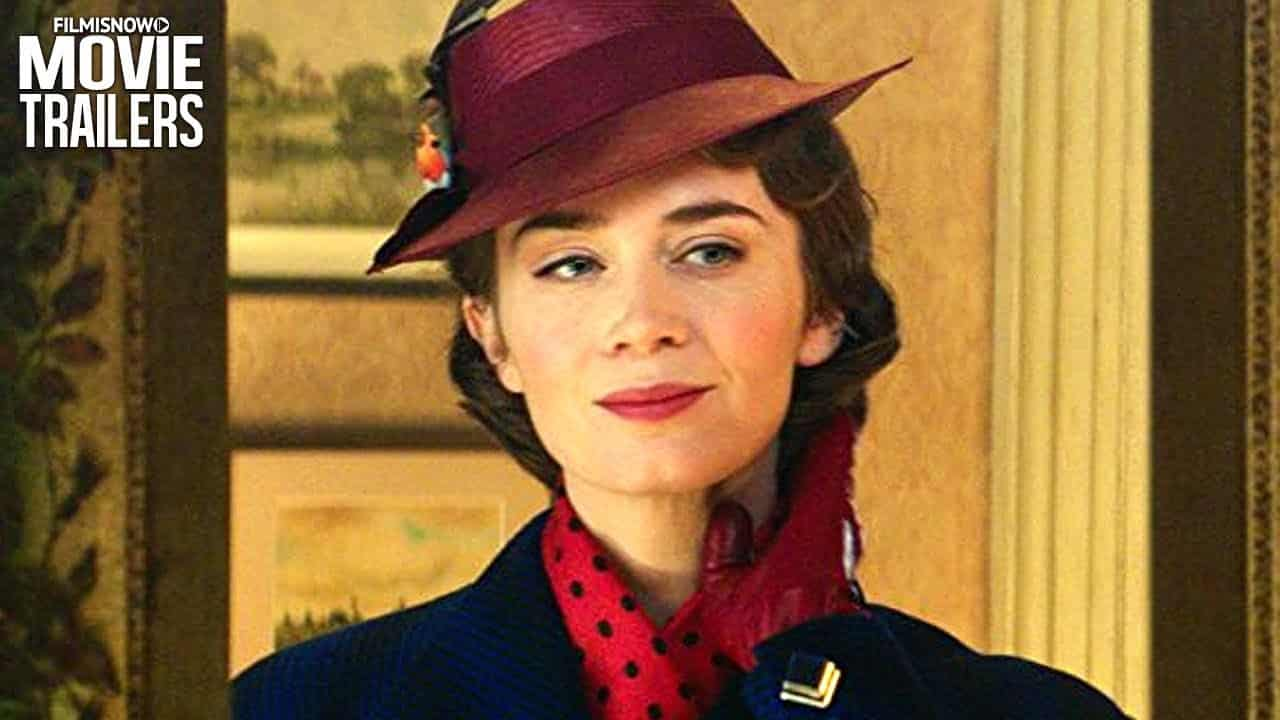 Mary Poppins Returns is set 20 years following the original film with Emily Blunt in the title role as the magical nanny