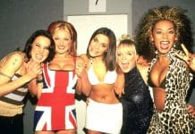 Spice Girls Cinematographe