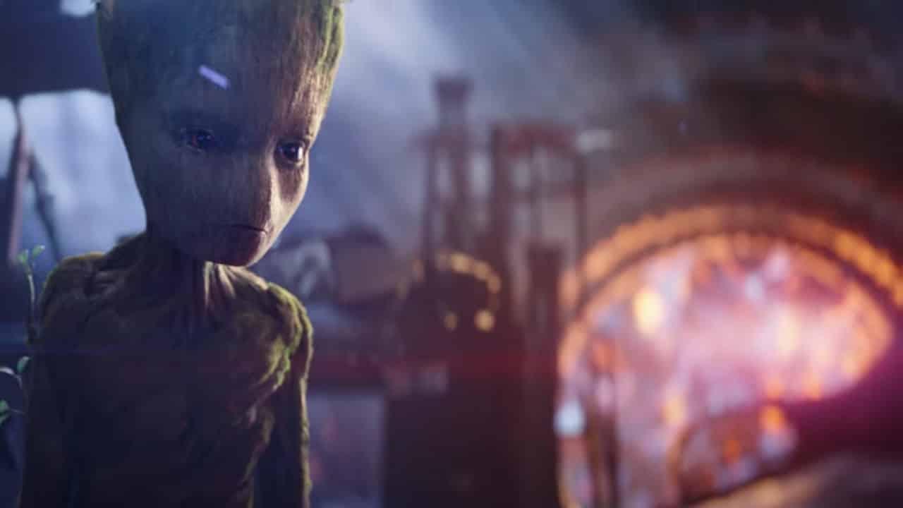 Avengers: Infinity War - James Gunn rivela la battuta finale di Groot