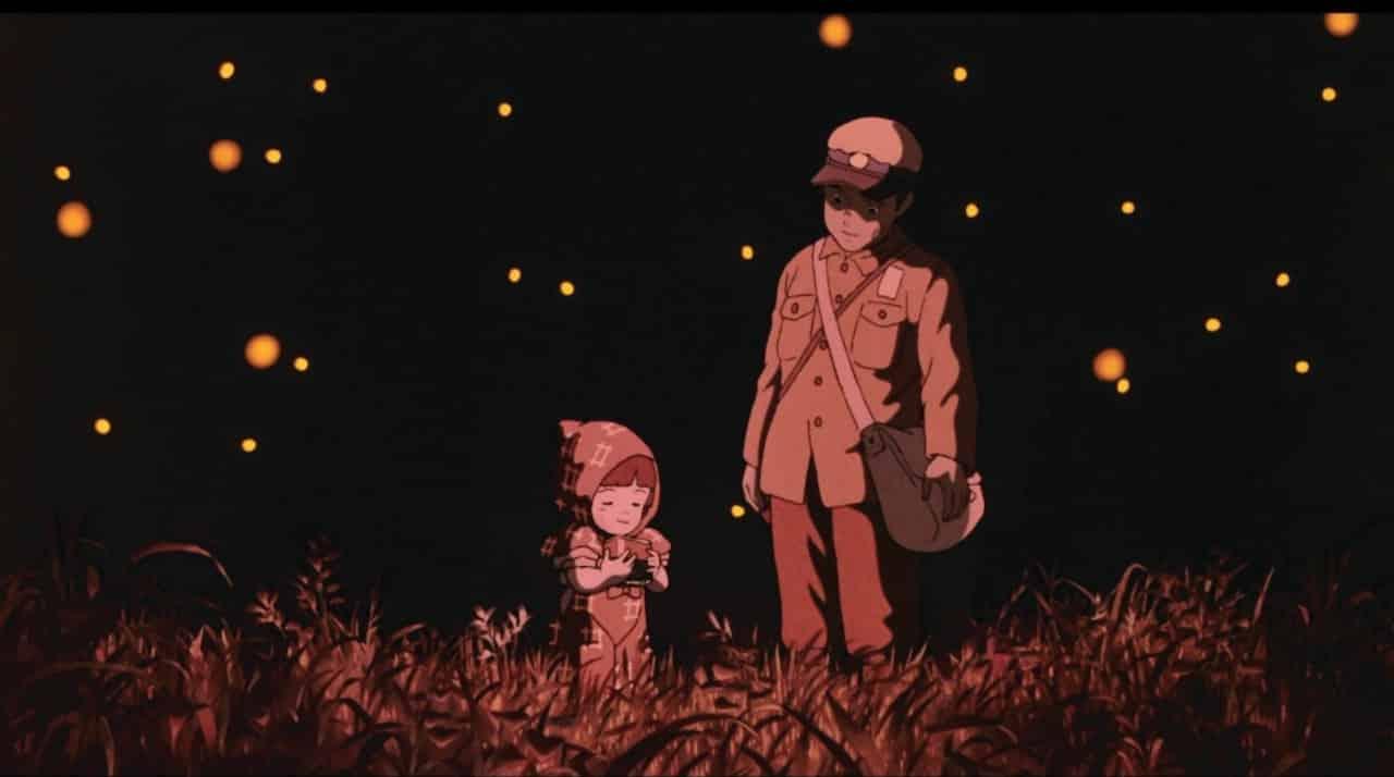 La tomba delle lucciole