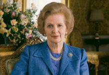 Margaret Thatcher Cinematographe