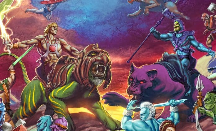 Masters of the Universe Cinematographe