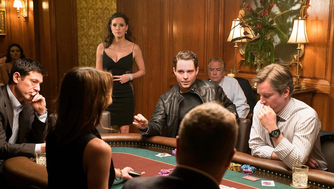 Molly's Game cinematographe
