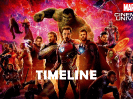 Timeline Universo Cinematografico Marvel, Cinematographe.it