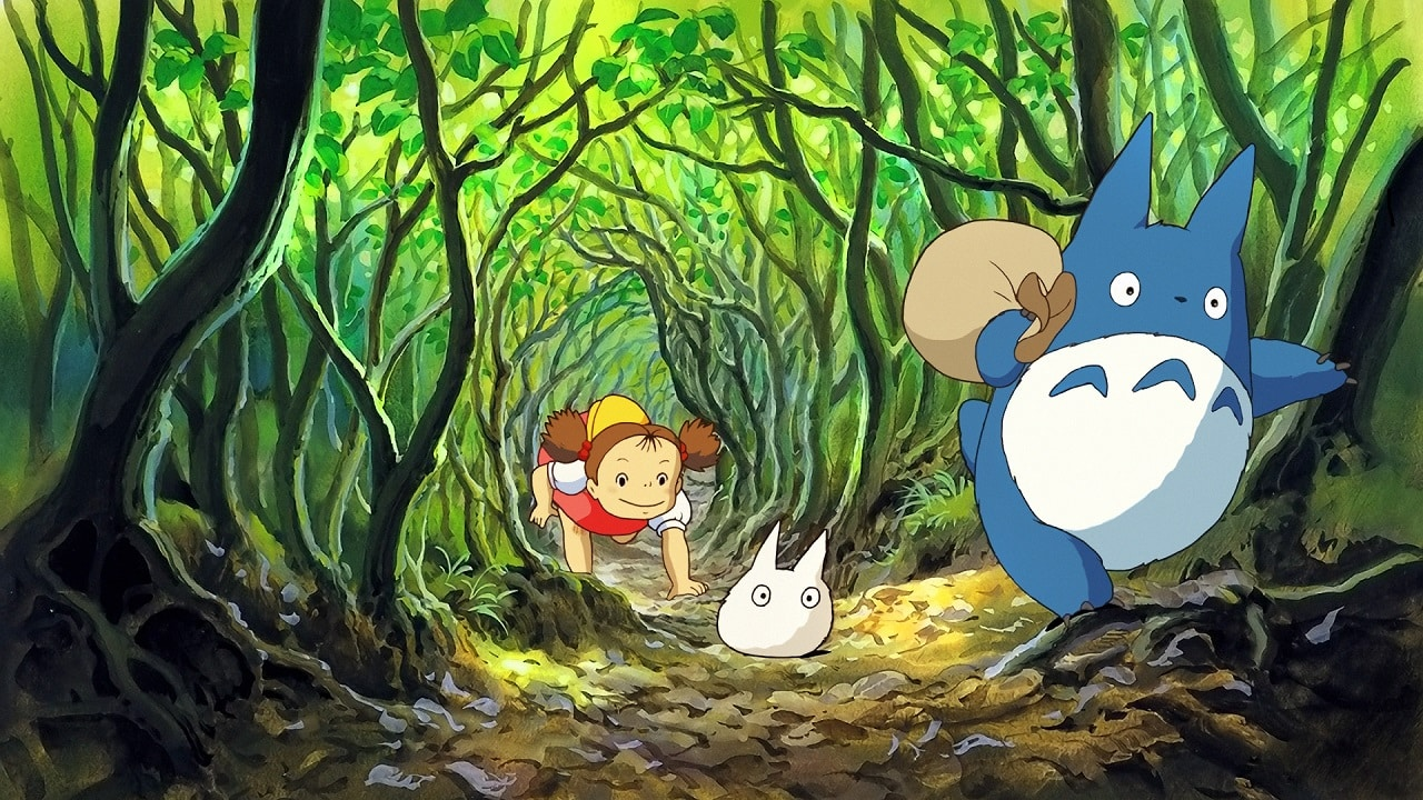 Il mio vicino Totoro