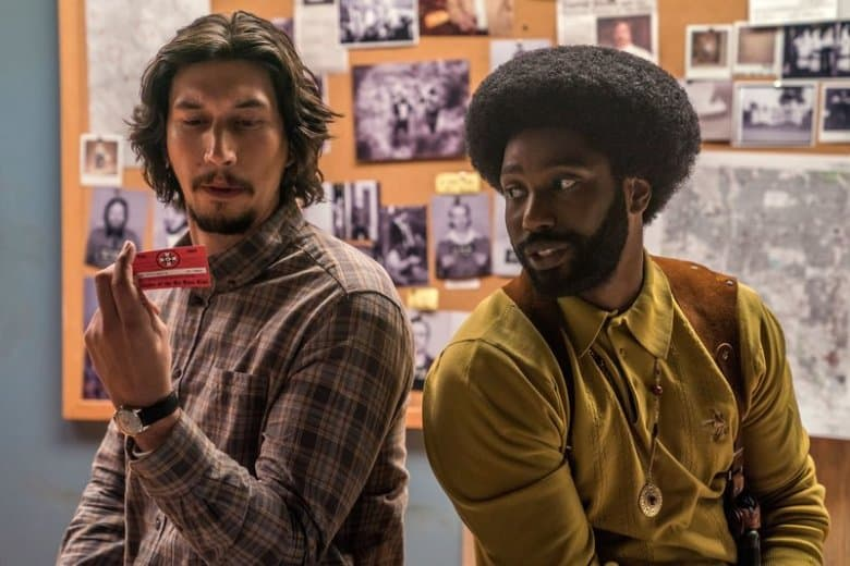 blackkklansman cinematographe.it